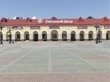 Обновленная площадь ТЦ Гостинный двор